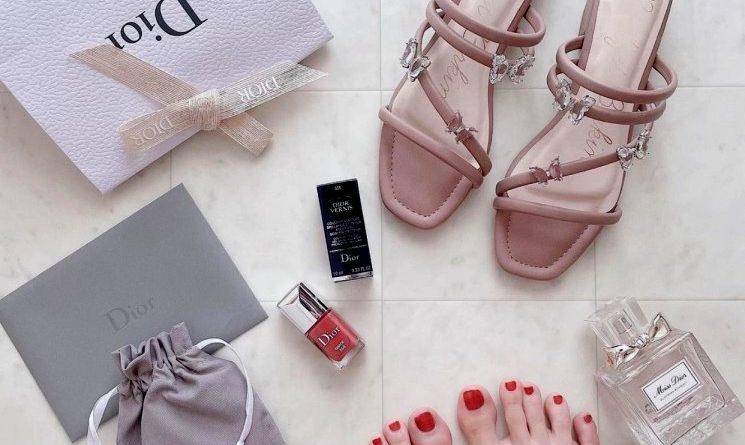 法式甜美高單價涼鞋 Bridget Birkin